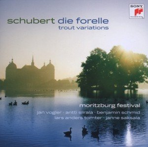 Die Forelle - Trout Variations, 1 Audio-CD