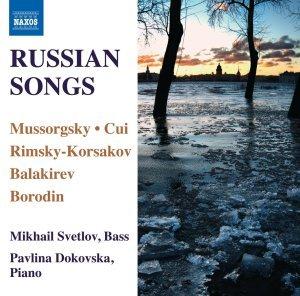 Svetlov, M: Russische Lieder