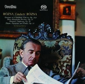 Rozsa Conducts Rozsa