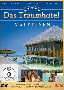 Das Traumhotel - Malediven, 1 DVD