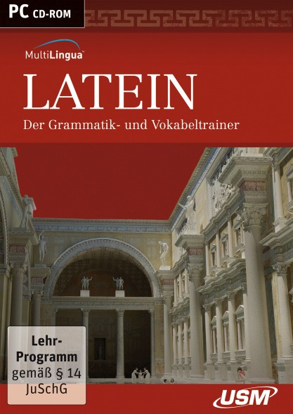 MultiLingua Latein - Der Grammatik- und Vokabeltrainer