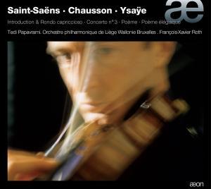 Violinkonzert 3/Introduktion & Rondo Capriccios