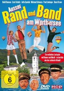 Außer Rand und Band am Wörthersee, 1 DVD