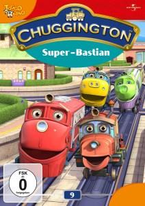 Chuggington - Super-Bastian