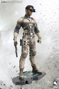 Tom Clancys: Splinter Cell - Blacklist: Sam Fisher Desert Suit Figur (UBIcollectibles)