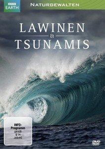 Naturgewalten: Lawinen & Tsunamis, 1 DVD