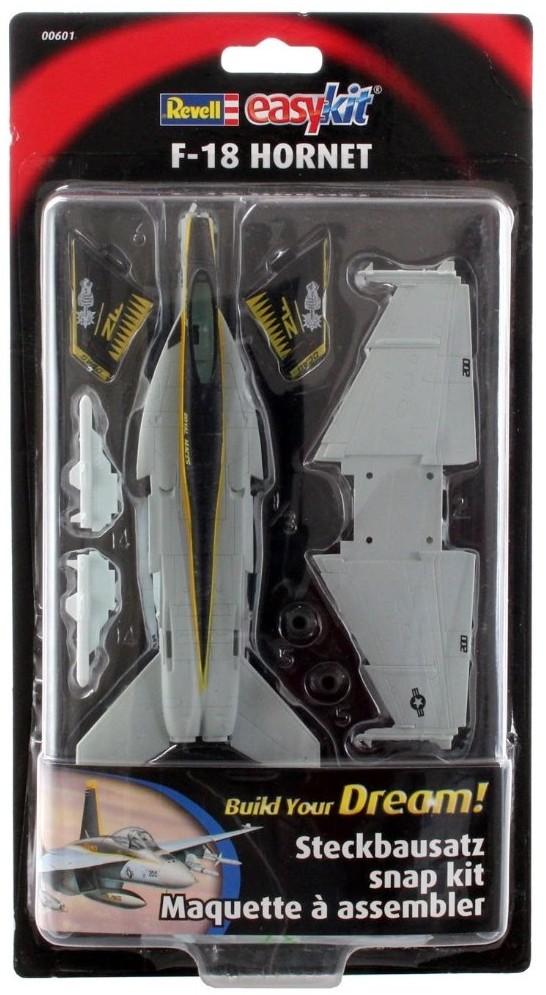 Revell 00601 - F-18 Hornet, Maßstab 1:100