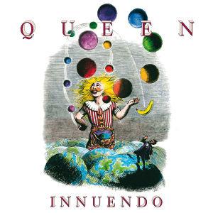 Innuendo, 1 Audio-CD