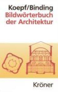 Koepf: Bildwtb. d. Architektur