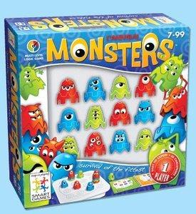 Jumbo 12792 - Monsters