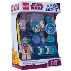 LEGO® Kinderuhr Clone Wars - Yoda