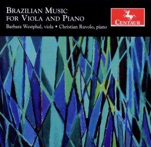 Westphal, B: Brasilianische Musik für Viola und Klavier