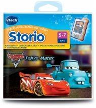 VTech 281204 - Storio: Cars Toon