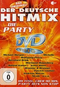 Der deutsche Hitmix-Die DVD