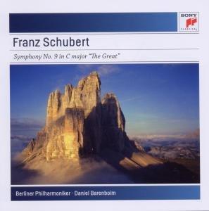 "Barenboim, D: Sinfonie Nr. 9 in C-Dur  D944  \""The Great&quo"