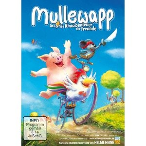 Mullewapp, 1 DVD