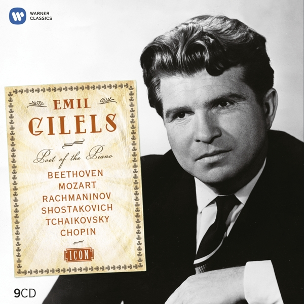 Icon:Emil Gilels