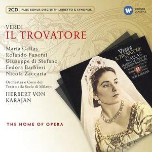 Karajan/Callas/Di Stefano: Trovatore (Der Troubadour)