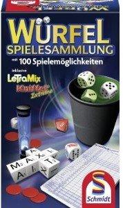Schmidt 49163 - Würfel-Spielesammlung