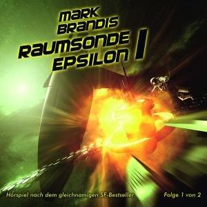 Raumsonde Epsilon, 1 Audio-CD. Tl.1