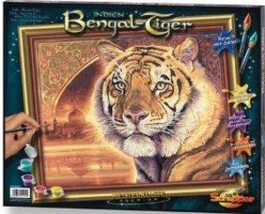 Schipper 609130454 - Indien Bengal Tiger, MNZ, Malen nach Zahlen
