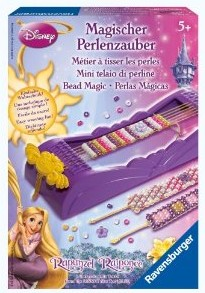 Ravensburger 18304 - Disney: Rapunzel, Magischer Perlenzauber