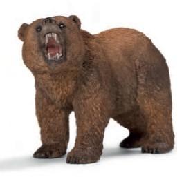 Schleich 14685 - Wild Life: Grizzlybär