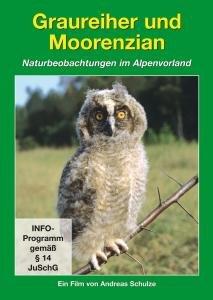 Graureiher und Moorenzian, 1 DVD