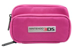 3DS GameTrek Case - Pink