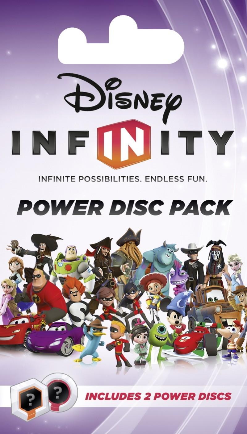 Disney INFINITY - Bonus Münzen Vol. 3 (2 Power Discs)