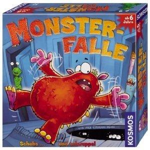 Kosmos 680305 - Monster-Falle, für 2-4 Spieler