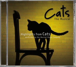 Cats - The Musical, 1 Audio-CD