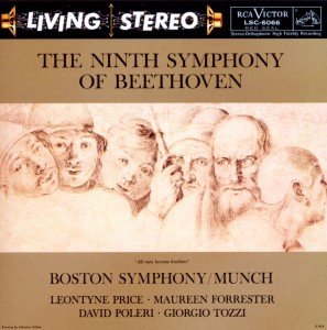 The Ninth Symphony of Beethoven, 1 Audio-CD
