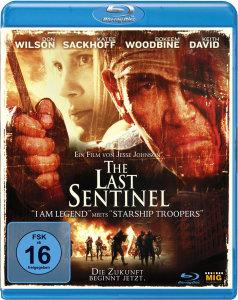 The Last Sentinel - Der letzte Krieger kann die letzte Hoffnung sein