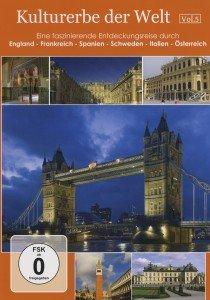 Kulturerbe der Welt, 1 DVD. Vol.5