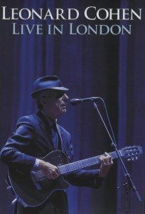 Live in London, 1 DVD