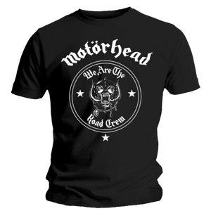 Road Crew (T-Shirt,Schwarz,Größe L)