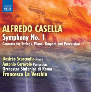 Sinfonie 1/Concerto For Strings