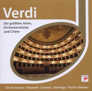 Esprit/Die größten Arien,Chöre und Orchesterstücke