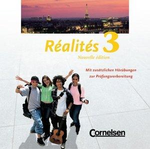 Réalités - Lehrwerk für den Französischunterricht - Aktuelle Ausgabe - Band 3