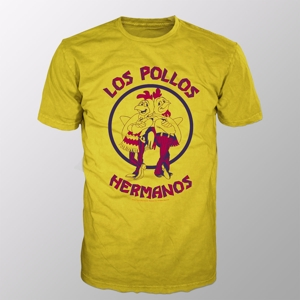 Los Pollos Hermanos (Shirt M/Yellow)