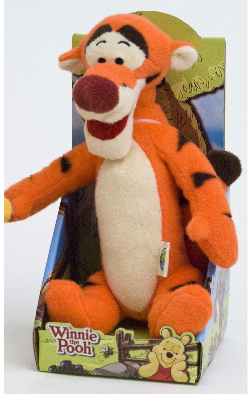 Joy Toy 1000297 - Winnie Pooh: Tigger, Plüsch, 20 cm