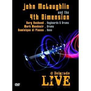 McLaughlin, J: Live In Belgrade