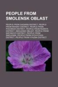People from Smolensk Oblast