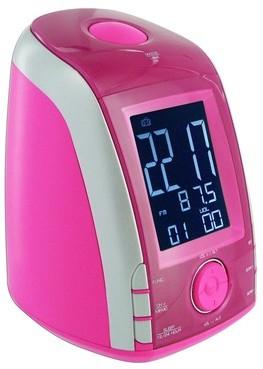 Radiowecker RR45 - pink