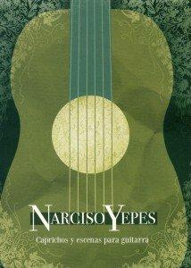 Caprichos Y Escenas Para Guitarra, 3 Audio-CDs