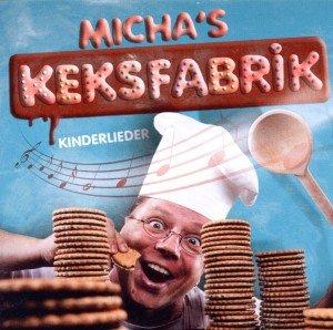 Michas Keksfabrik, 1 Audio-CD