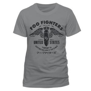 Nothing Left To Lose (T-Shirt,Grau,Größe L)