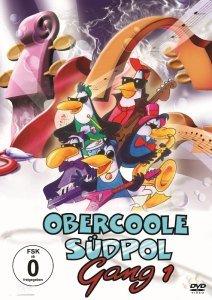 Die obercoole Südpolgang. Tl.1, 1 DVD