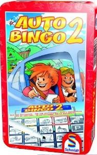 Auto Bingo 2 in Metalldose
